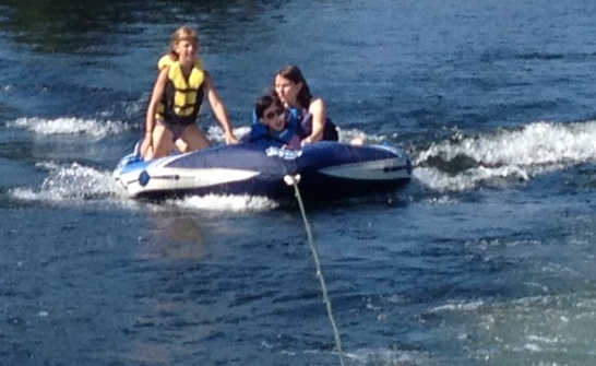 Tubing the right way